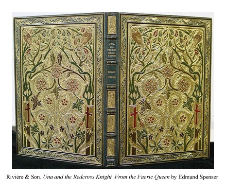 A jewelled binding by the firm of Riviere & Son