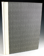 The Mystique of Vellum, by Richard Bigus, Decherd Turner, Colin Franklin, and Anne Bromer, regular edition binding