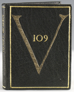 NO. V-109, THE BIOGRAPHY OF A PRINTING PRESS, by Henry Morris, deluxe edition