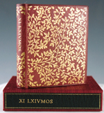 XI LXIVMOS: Memoirs of a Bibliomidget, deluxe edition