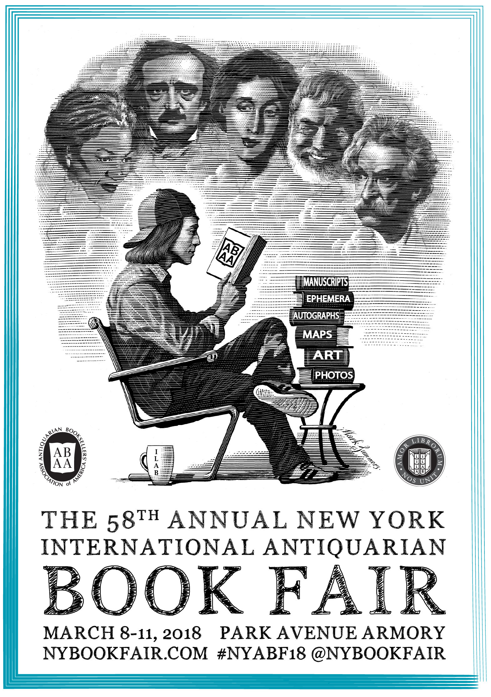 New York Antiquarian Book Fair 2018