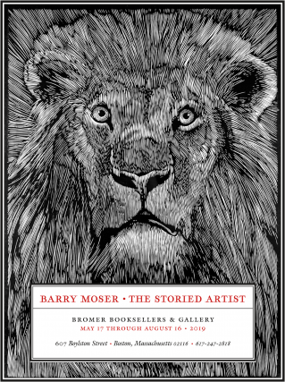 """Barry Moser: The Storied Artist"""