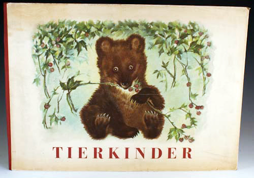 Tierkinder (Animal Babies). Jewgenij Tscharuschin.