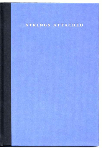 Strings Attached -- Dorothy Abbe, Her Work and WAD. Anne C. Bromer.