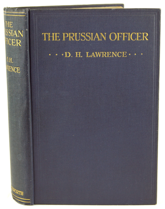 The Prussian Officer. D. H. Lawrence.