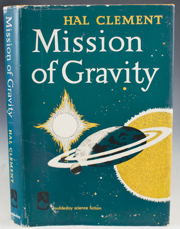 Mission of Gravity. Hal Clement.