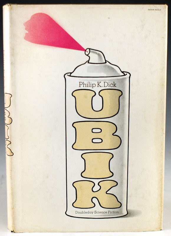 Ubik. Philip K. Dick.