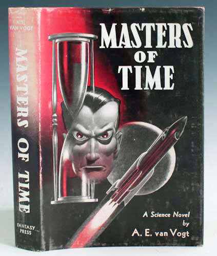 Masters of Time. A. E. van Vogt.