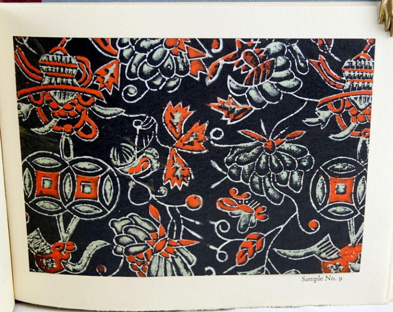 Chinese Decorated Papers: Chinoiserie for Three. Hans Schmoller.