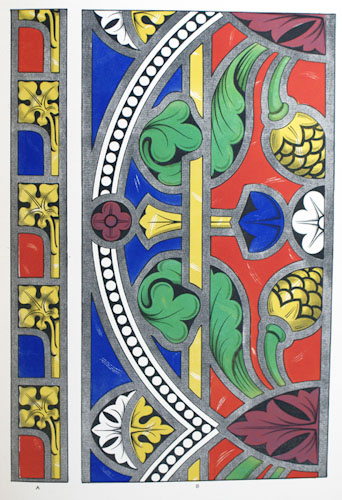 Church Windows: A Series of Designs, Original or Selected from Ancient Examples.