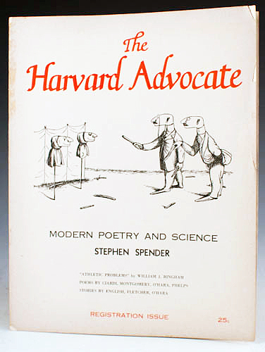 The Harvard Advocate.