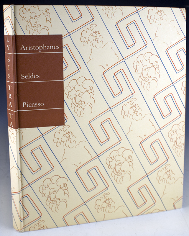 Lysistrata, by Aristophanes. A New Version by Gilbert Seldes. Aristophanes.