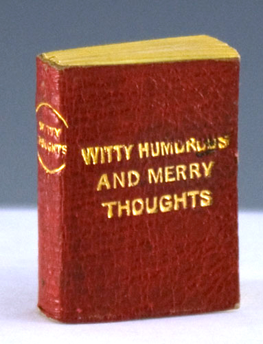 Witty, Humorous and Merry Thoughts.