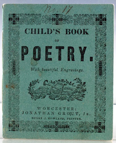 Child's Book of Poetry.