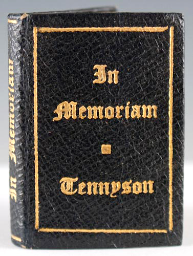 a literary analysis of alfred tennysons in memoriam Technical analysis of ulysses literary devices and the technique of alfred, lord tennyson.