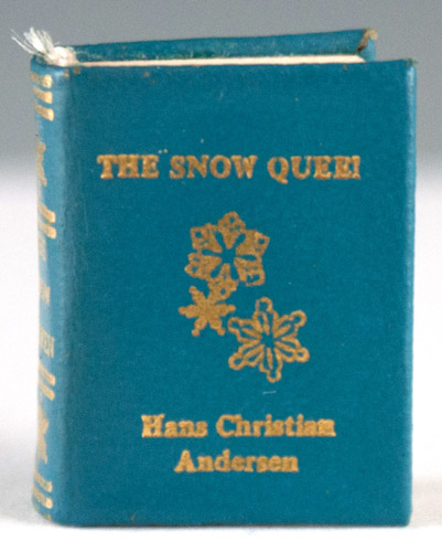 The Snow Queen. A Tale in Seven Stories. Hans Christian Andersen.