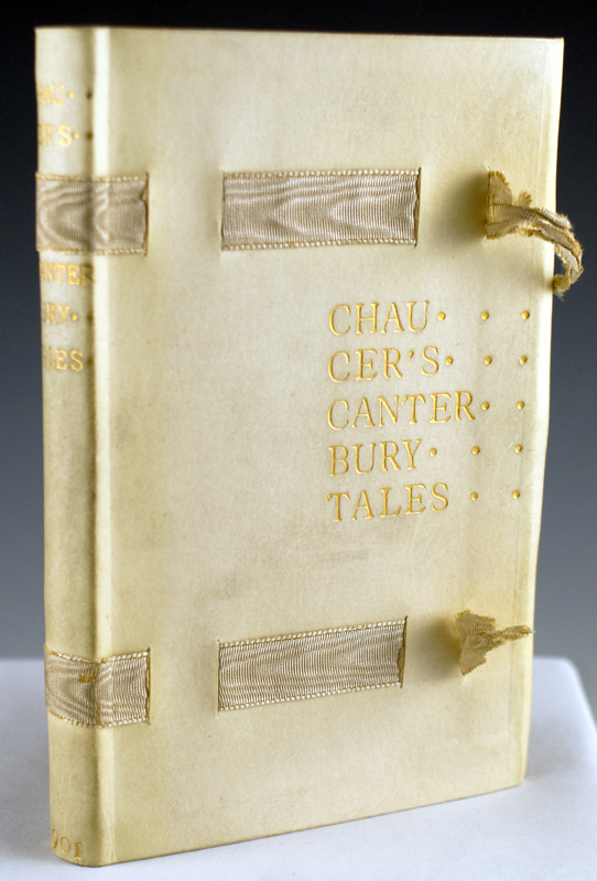 Chaucer's Canterbury Tales. Geoffrey Chaucer.