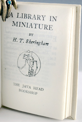 A Library in Miniature. H. T. Sheringham.