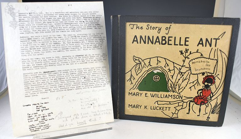The Story of Annabelle Ant. Mary E. Williamson.