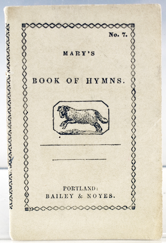 Mary's Book of Hymns. Seventh Series No. 7.