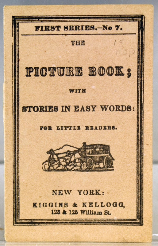 The Picture Book; with Stories in Easy Words: for Little Readers. First Series No. 7.
