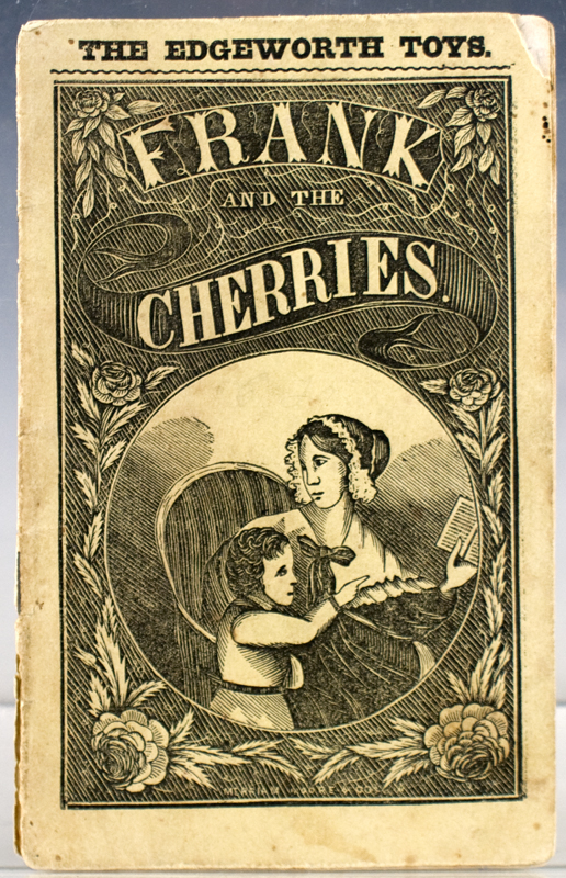 Frank and the Cherries. Maria Edgeworth.
