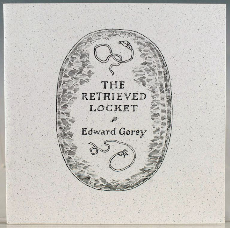 The Retrieved Locket. Edward Gorey.