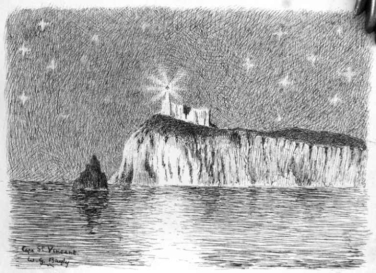[Travel sketches by a steamboat passenger].