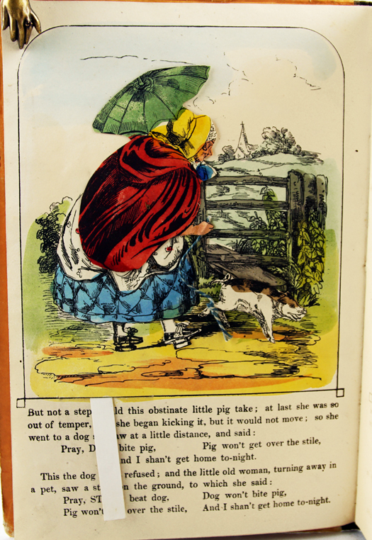 Old Woman and Her Silver Penny.