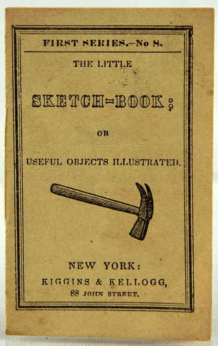 The Little Sketch-Book; or Useful Objects Illustrated.