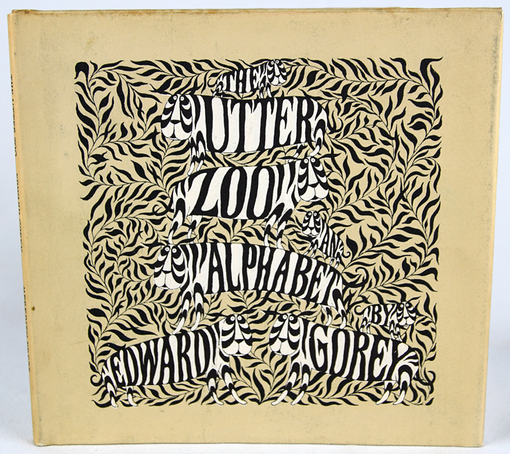 The Utter Zoo. Edward Gorey.
