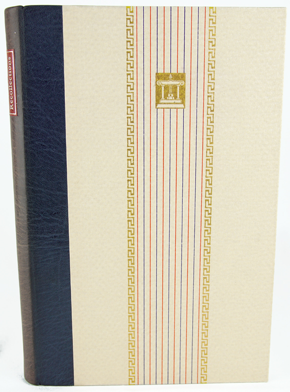 Recollections. My Life in Bookbinding. Bernard C. Middleton.