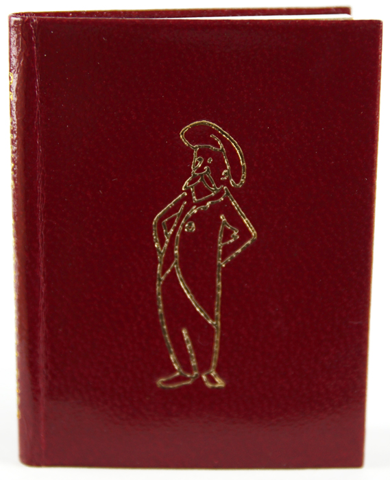 Upon Small Types: The Preface to Brilliants. Theodore Low DeVinne.