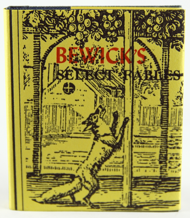 Bewick's Select Fables. Aesop.