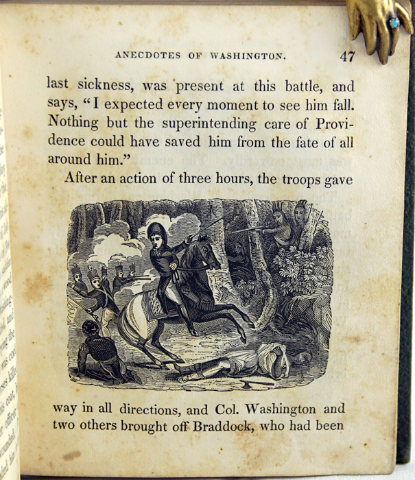 Entertaining Anecdotes of Washington; Exhibiting his Patriotism and Courage, Benevolence and Piety; with Other Excellent Traits of Character.