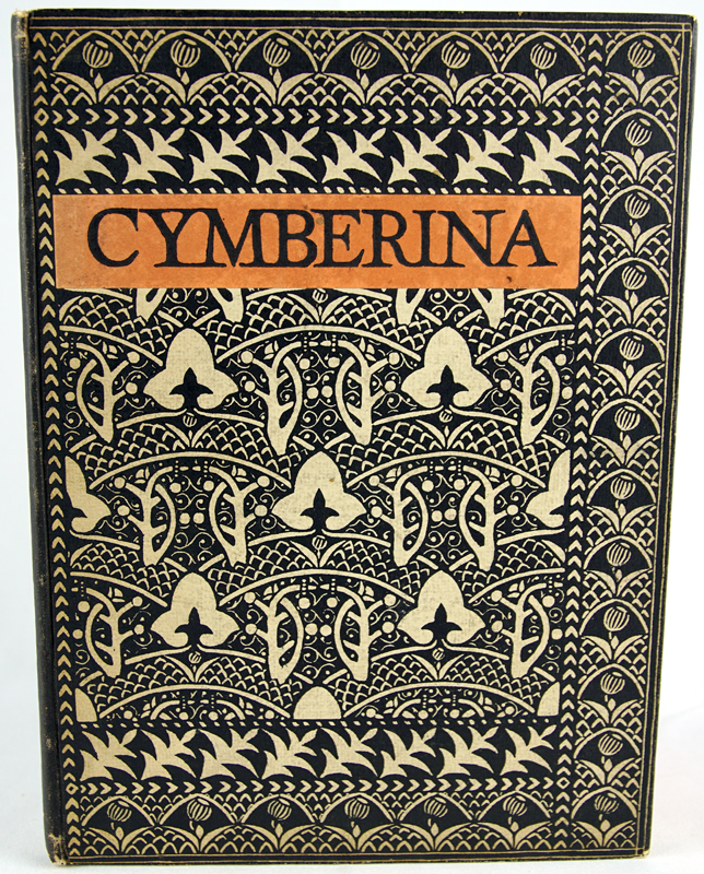 Cymberina: An Unnatural History in Woodcuts and Verse. Loyd Haberly.