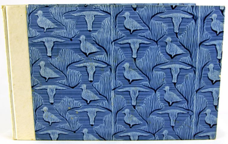 Roller-Printed Paste Papers for Bookbinding. Henry Morris.