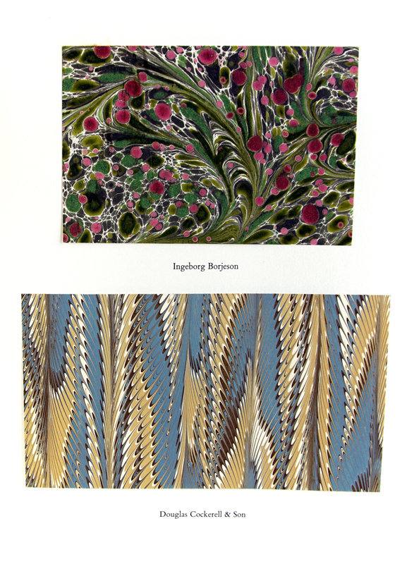 Marbling: A History and Bibliography. Phoebe Jane Easton.