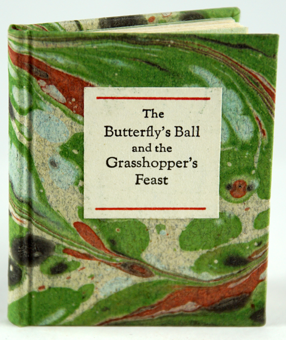 The Butterfly's Ball and the Grasshopper's Feast. William Roscoe.