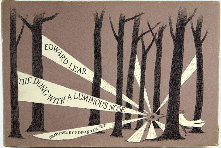 The Dong With a Luminous Nose. Edward Lear.