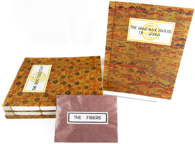 The Handmade Papers of Japan. Thomas Keith Tindale.