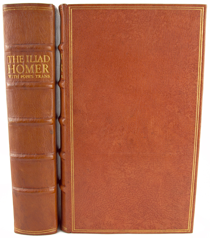 The Iliad and The Odyssey. Homer.
