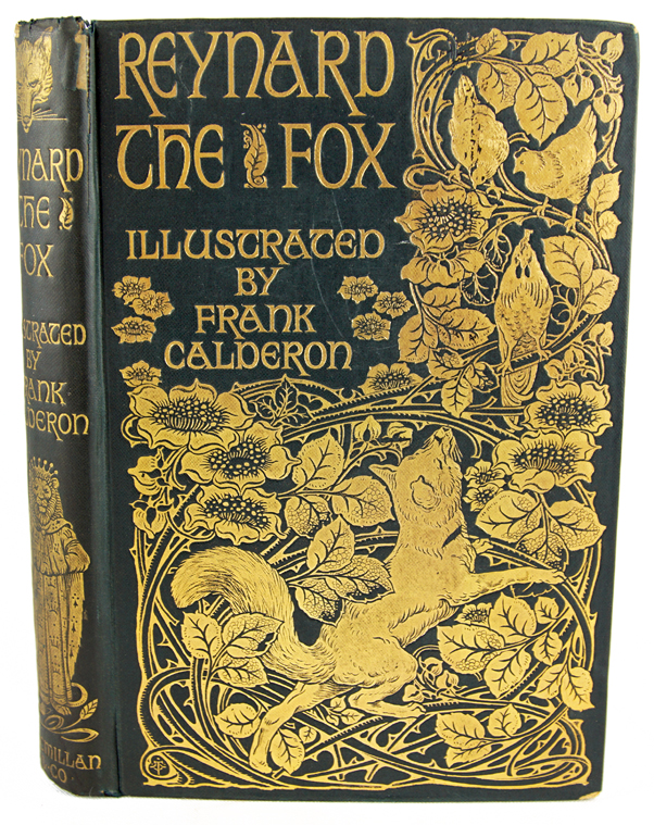 The Most Delectable History of Reynard the Fox. Joseph Jacobs.