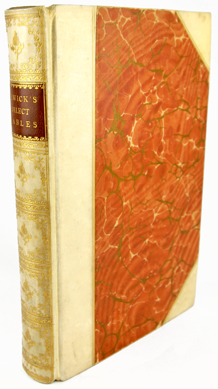Bewick's Select Fables of Aesop and Others. Thomas Bewick.