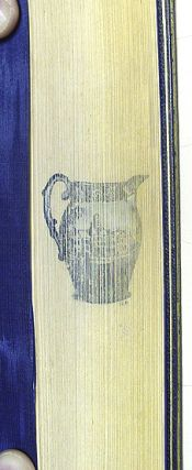 Pictures of Early New York on Dark Blue Staffordshire Pottery. Together with Pictures of Boston and New England, Philadelphia, the South and West.