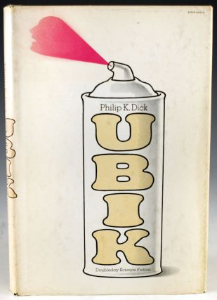 Ubik. Philip K. Dick