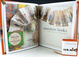 Miniature Books: 4,000 Years of Tiny Treasures.