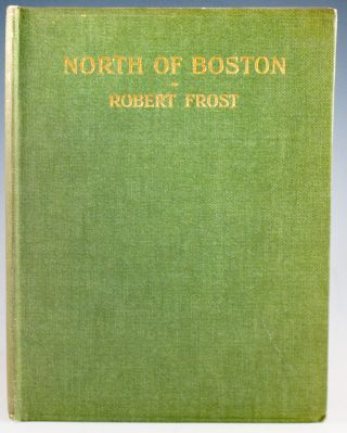 North of Boston. Robert Frost.