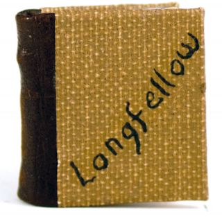 Longfellow. Henry Wadsworth Longfellow.