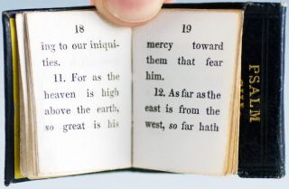 The One Hundred and Third Psalm.